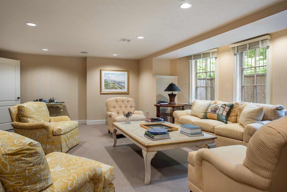 Luxury real estate Elegant and richly designed estate