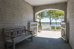 Mansions Exceptional waterfront estate in oyster harbors