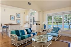 Luxury homes Exceptional waterfront estate in oyster harbors