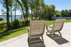 Luxury properties Exceptional waterfront estate in oyster harbors