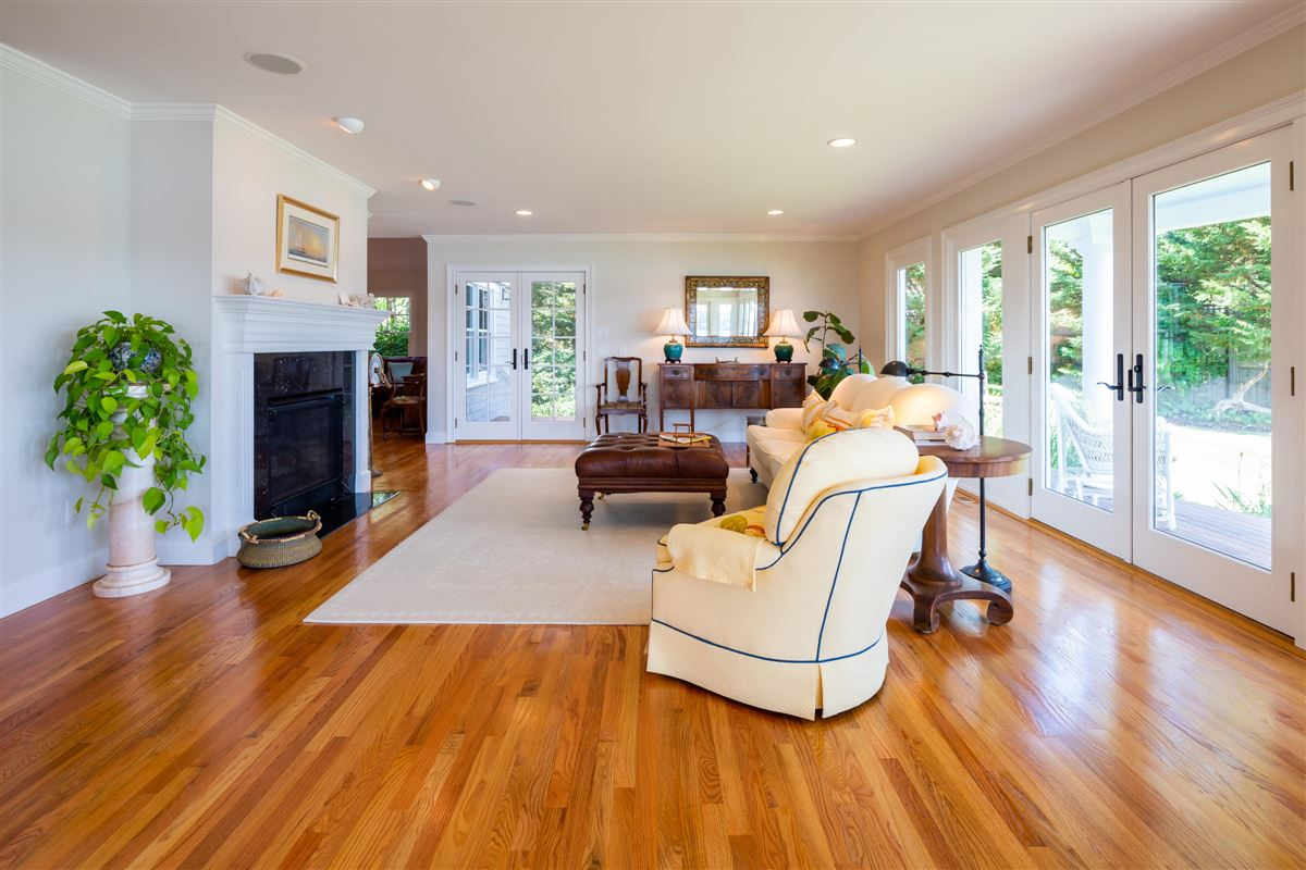 Luxury homes in classic coastal elegance