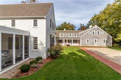 Luxury properties a wonderful blend of history, sophistication and coastal styling in massachusetts