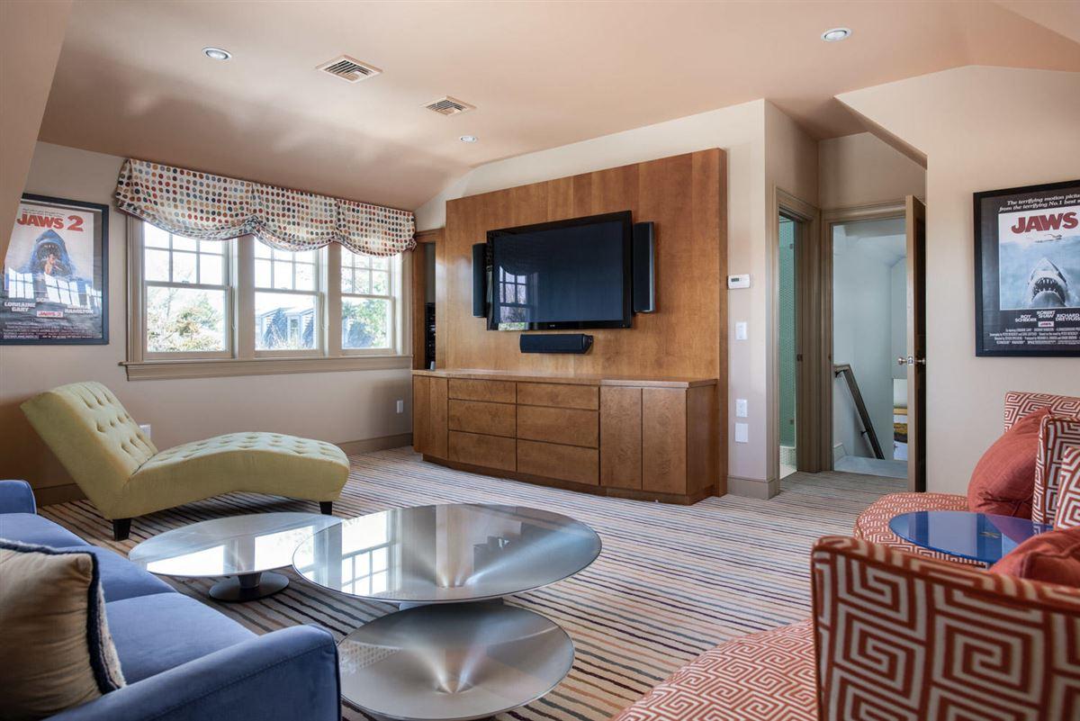 Luxury real estate stunning custom On great island