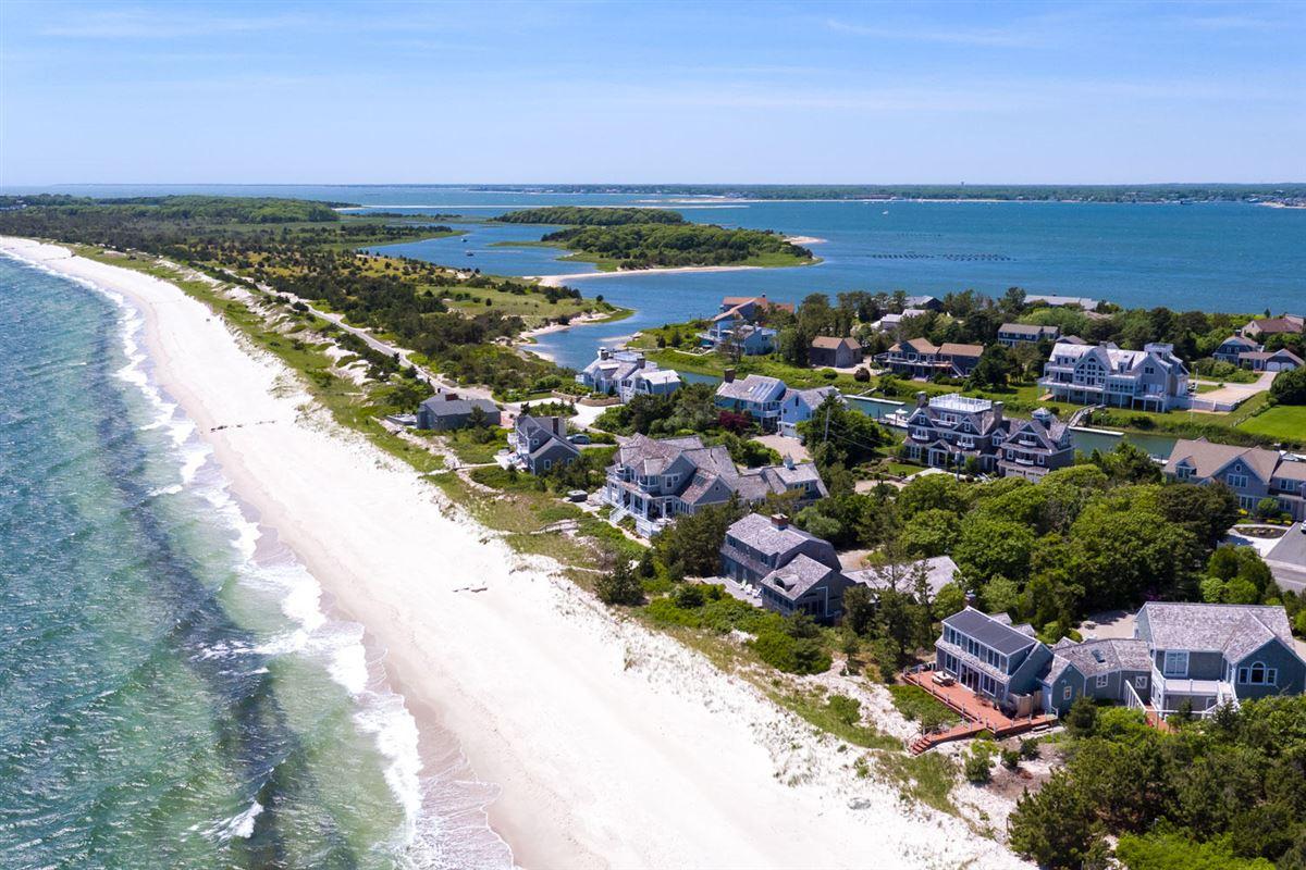 Luxury properties stunning custom On great island