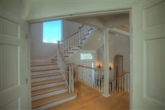 Luxury homes elegant beachfront property
