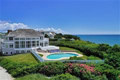 An oceanfront gem with sweeping views luxury real estate