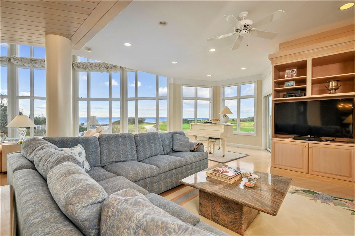 An oceanfront gem with sweeping views mansions