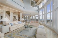 An oceanfront gem with sweeping views luxury homes