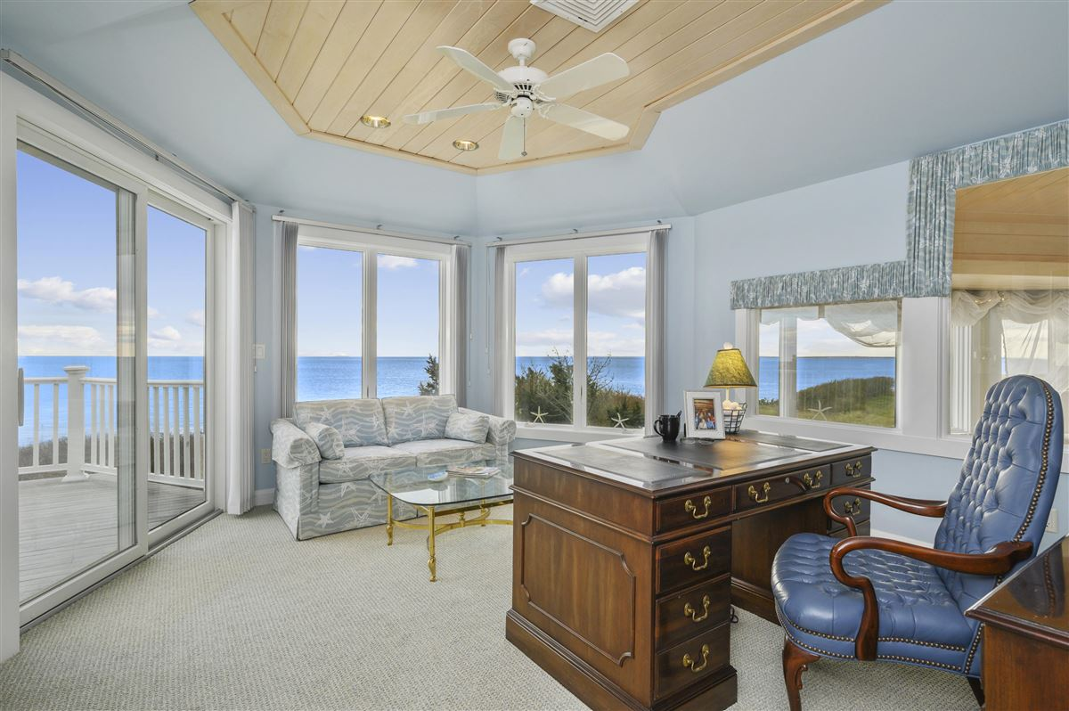An oceanfront gem with sweeping views luxury properties