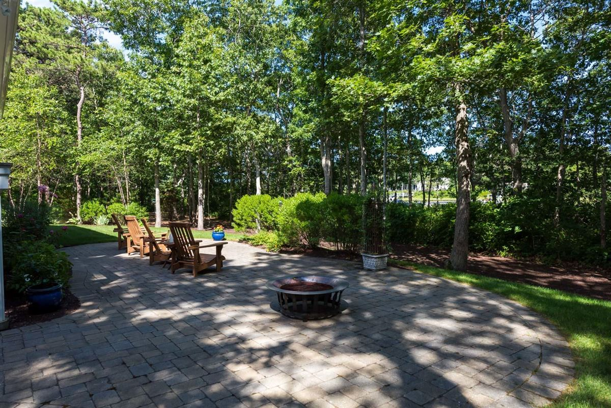 Masterfully planned waterfront estate in mashpee luxury real estate