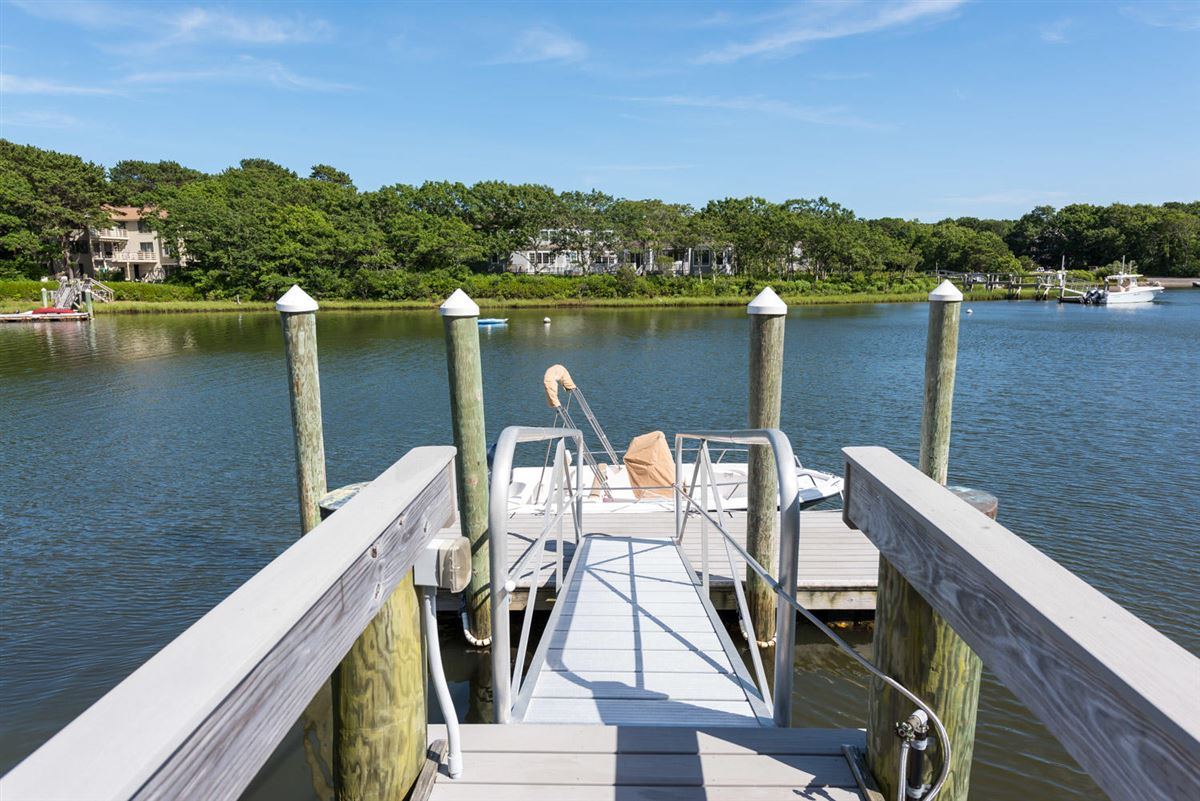 Masterfully planned waterfront estate in mashpee luxury properties