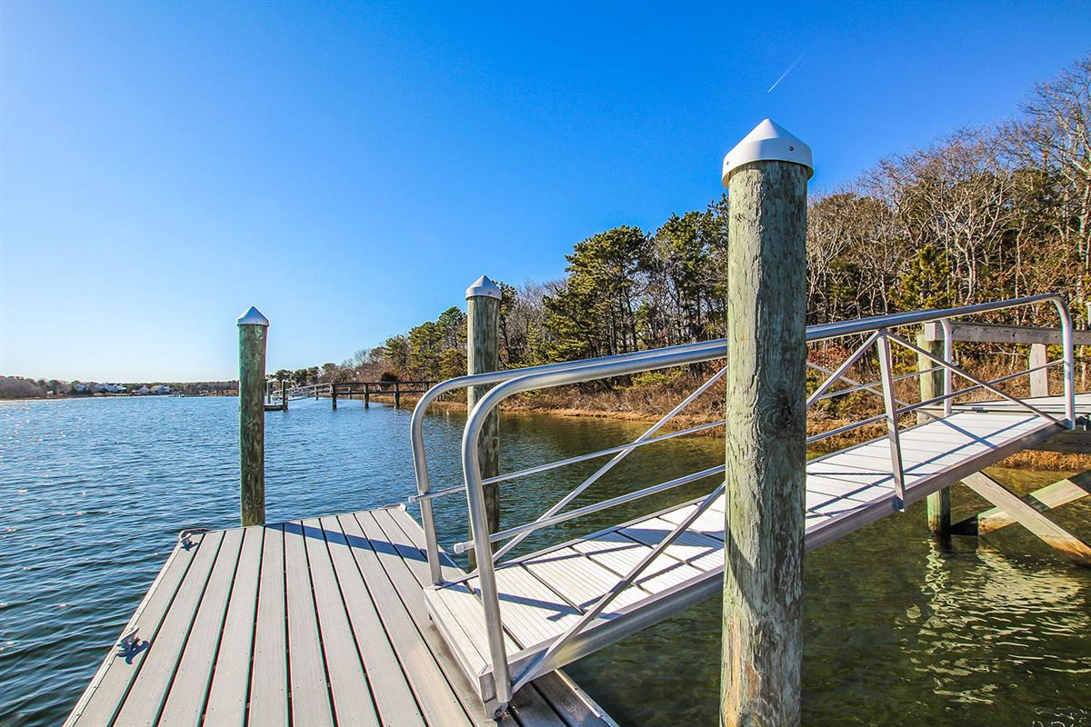 Mansions Masterfully planned waterfront estate in mashpee