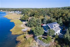 Luxury properties Well maintained waterfront  property
