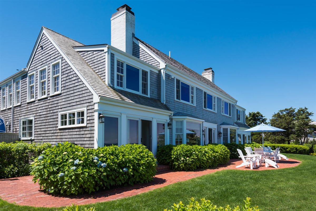 exceptional home on remarkable Chapoquoit Island  luxury homes