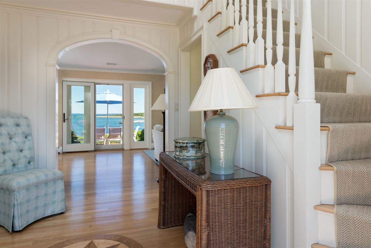 exceptional home on remarkable Chapoquoit Island  luxury properties