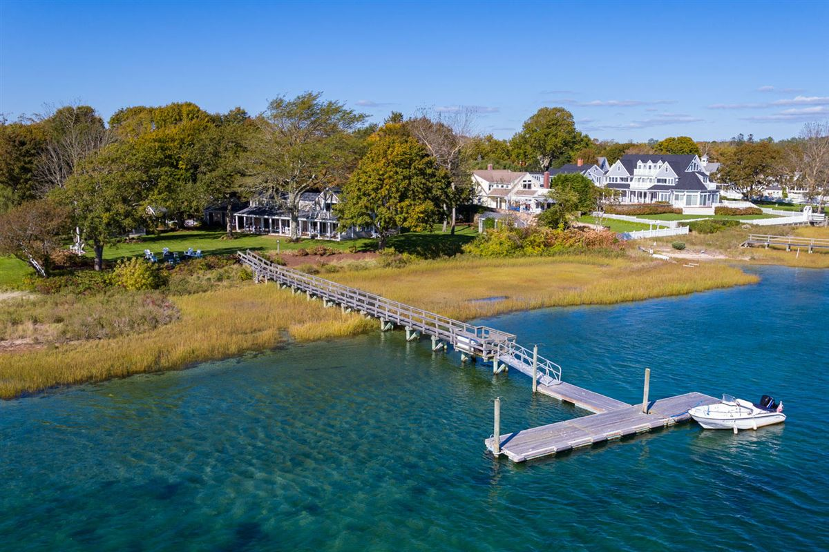 Historic Bass River compound luxury real estate
