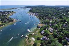 Historic Bass River compound luxury homes