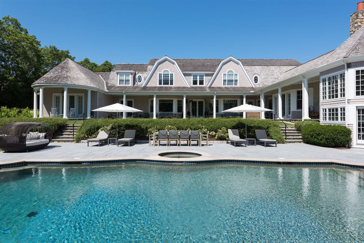 magnificent residence in Oyster Harbors luxury homes