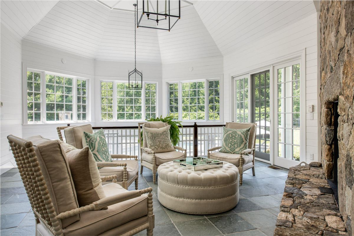 Luxury real estate magnificent residence in Oyster Harbors
