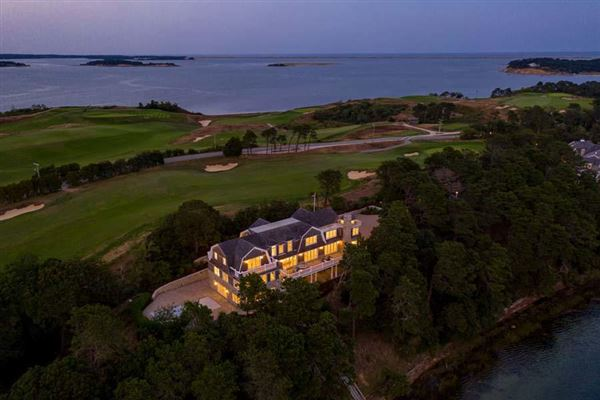 Luxury real estate sophisticated coastal cape luxury living