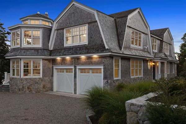 sophisticated coastal cape luxury living luxury homes
