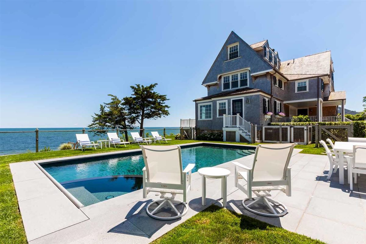 Sea Goddess overlooking nantucket sound luxury properties