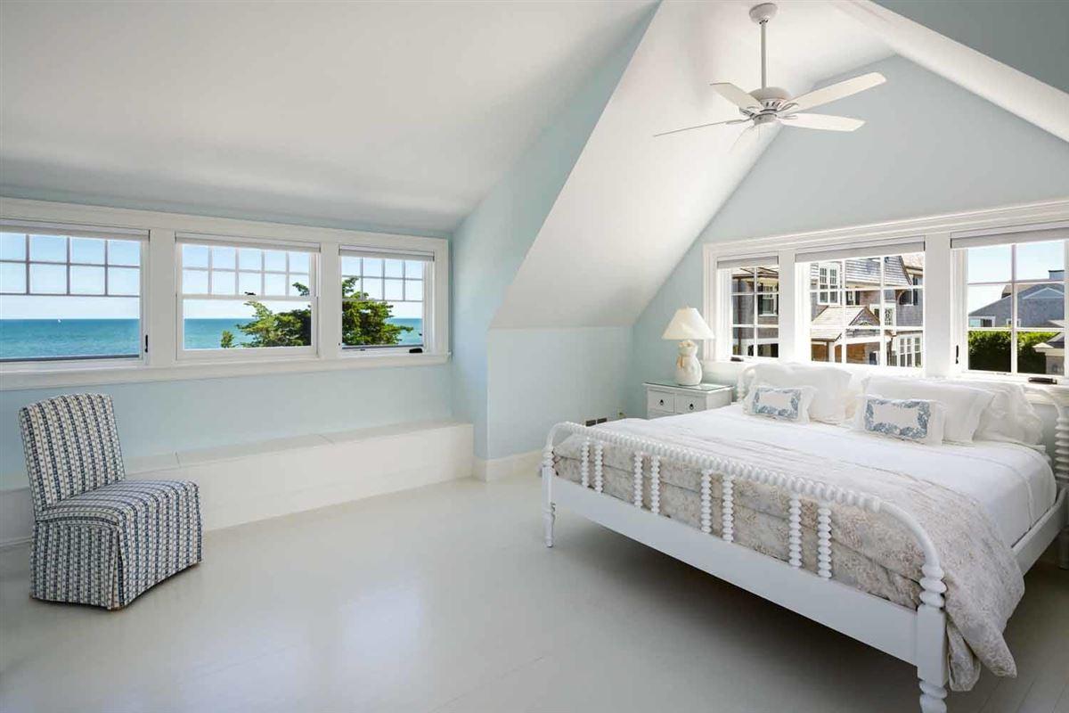 Luxury real estate Sea Goddess overlooking nantucket sound