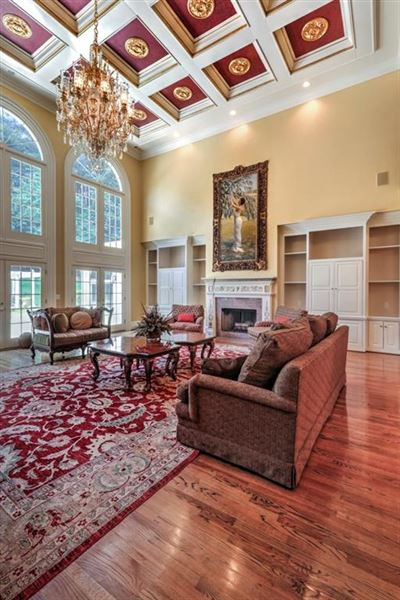 Luxury properties magnificent home on two acres