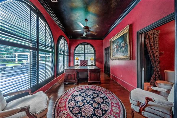 Luxury real estate magnificent home on two acres
