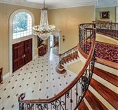 Luxury homes in magnificent home on two acres