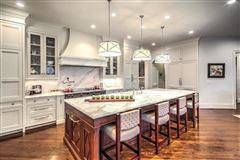 beautifully renovated Buckhead transitional home luxury properties
