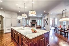 Mansions beautifully renovated Buckhead transitional home