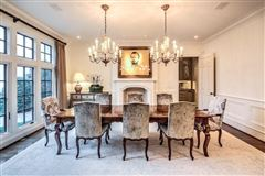 Luxury homes in beautifully renovated Buckhead transitional home