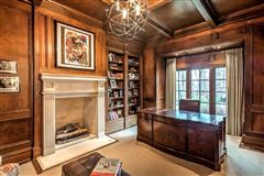 Mansions in beautifully renovated Buckhead transitional home