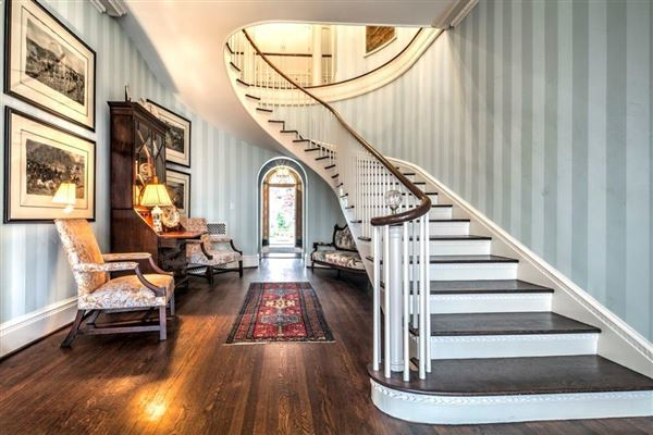 Neo-Classical Revival luxury homes
