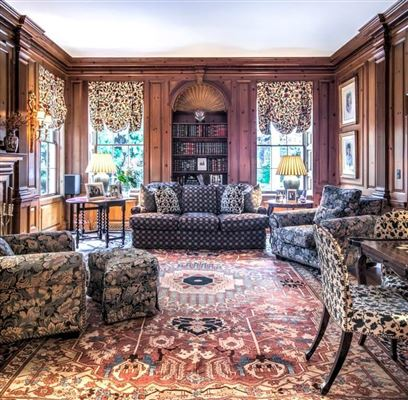 Neo-Classical Revival luxury real estate