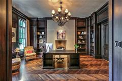 Luxury real estate Regency-style estate in atlanta