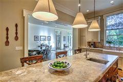 Luxury homes in Regency-style estate in atlanta