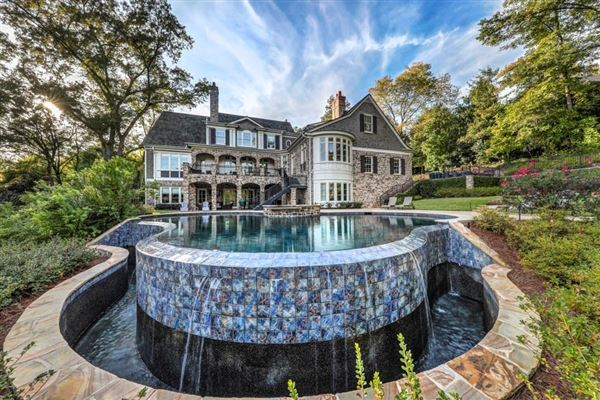 Luxury homes the Perfect retreat in atlanta