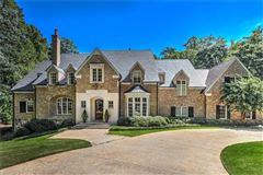 Luxury homes in elegant home on gorgeous property