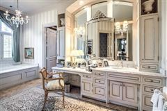 Exquisite estate includes seven fireplaces luxury real estate