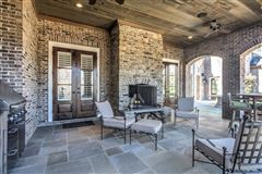 Mansions in Exquisite estate includes seven fireplaces