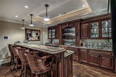Exquisite estate includes seven fireplaces luxury homes