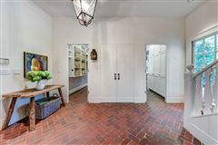 Luxury properties lovely home on rare double lot in Historic Brookhaven