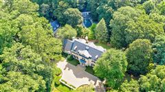beautifully sited house luxury real estate