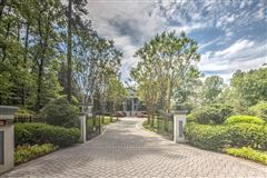 Mansions in gorgeous private gated estate