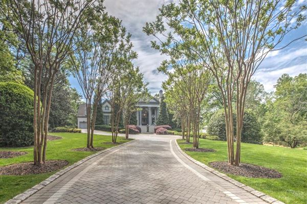 Luxury homes gorgeous private gated estate