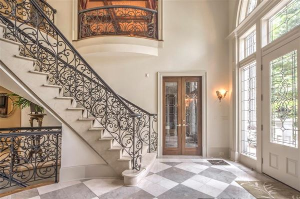 Luxury real estate gorgeous private gated estate