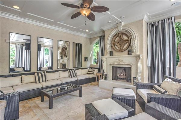gorgeous private gated estate luxury real estate