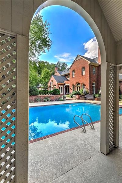 Luxury homes Truly sensational custom gated home